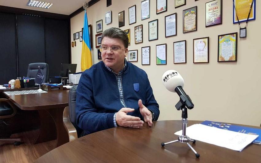 Ukraynanın gənclər və idman naziri: Ölkələrimizin gələcəyini gənclər müəyyənləşdirməlidir - MÜSAHİBƏ