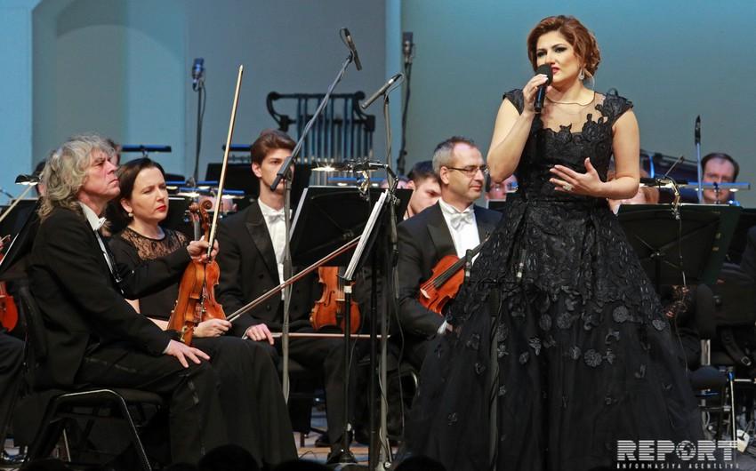 Azərbaycanın əməkdar artisti Moskvada Dmitri Xvorostovskinin xatirəsinə konsert verib