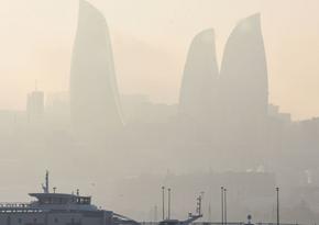 ETSN: Bakı və Abşeronda toz dumanı müşahidə olunur