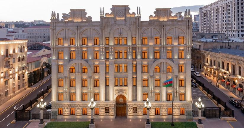 МВД Азербайджана прокомментировал информацию о похищении детей из школ
