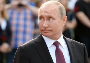 Rusiyada respondentlərin 58 faizi Putinə etibar edir