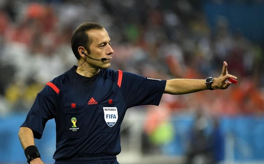 UEFA VAR sistemini sınaqdan keçirəcəyi oyuna türkiyəli hakimləri təyin edib