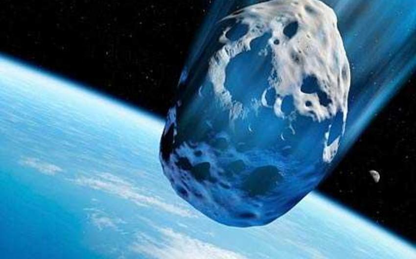 Bu gün 2012 TC4 asteroidi Yer kürəsinin yanından keçəcək