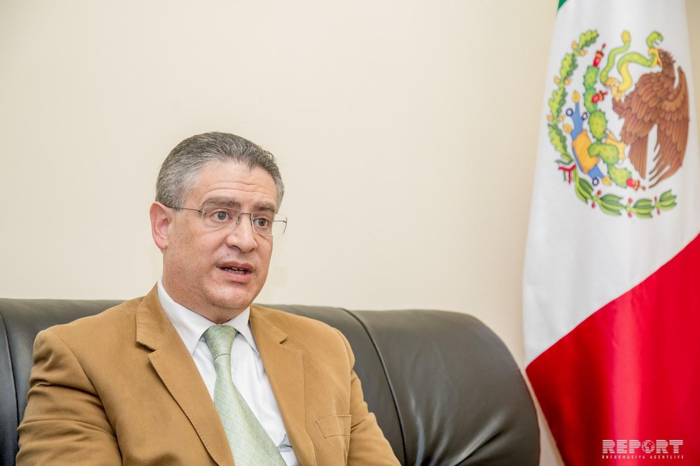Meksika Milli Neft İnstitutunun rəhbəri: Bir çox ölkələr Cənub Qaz Dəhlizi layihəsində maraqlıdır