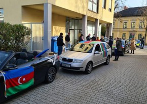Liberation of Shusha marked in Munich