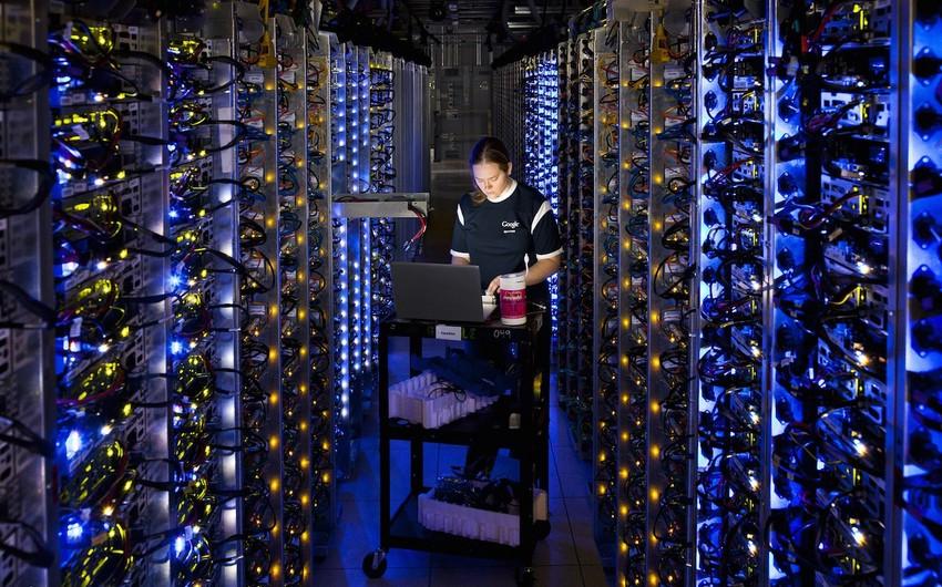 Çində bulud texnologiyaları mərkəzi inşa edilir