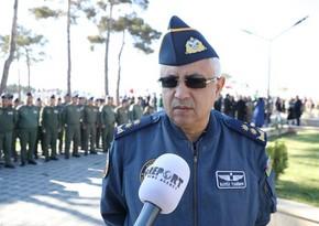 HHQ komandanı: Müharibənin birinci günü ermənilərin hava hücumundan müdafiə sisteminin 60 faizi məhv edildi