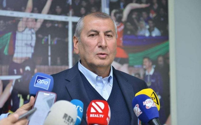 Faiq Qarayev: Atam məni voleybola qoymurdu