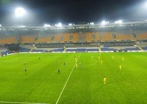 Карабах заработал первое очко в Лиге Европы
