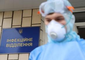 В Украине за сутки коронавирусом заразились почти 10 тыс. человек