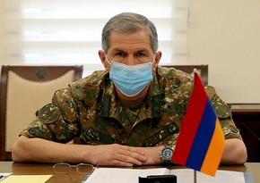 Head of Armenian General Staff to be fired without presidential approval