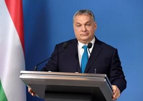 Viktor Orban Avropa Komissiyasının sədr müavininin istefasını istəyib