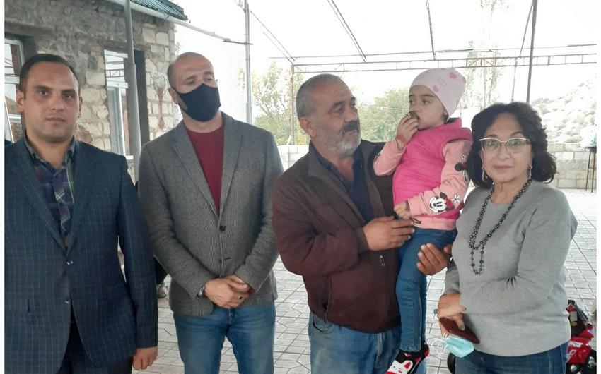 Dövlət Komitəsi: Xədicə ilə bağlı yayılan videolar reallığı əks etdirmir