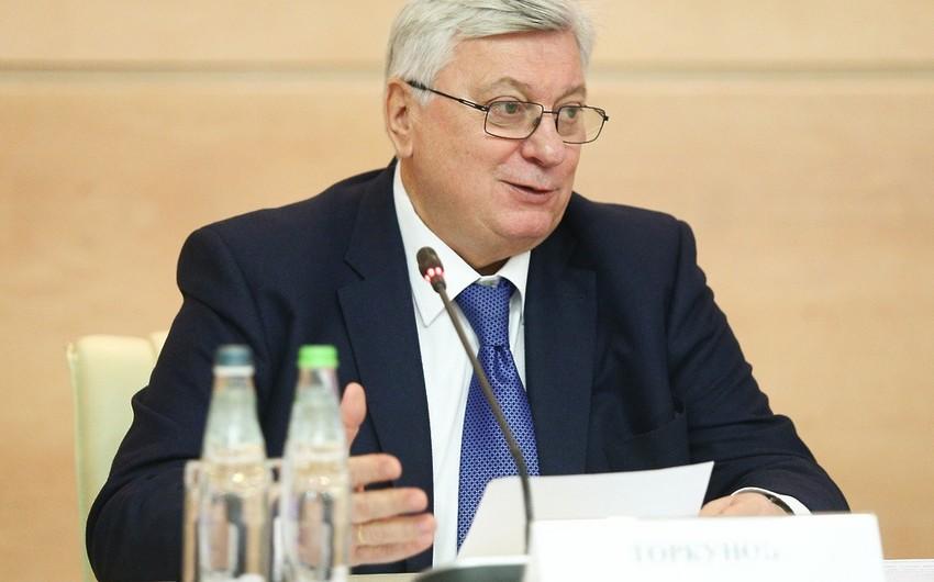 MGIMO rector says Aliyev-Putin dialogue 'trust-based'