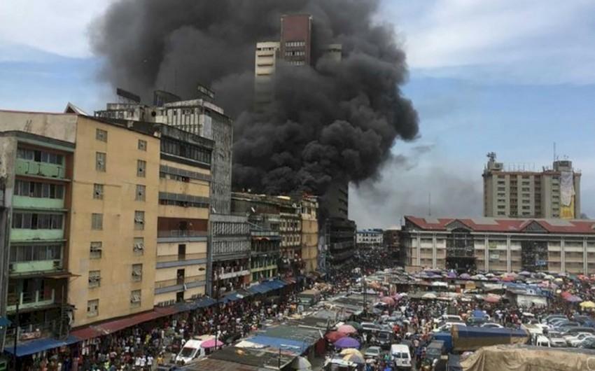 Nigeria air force attack kills nine