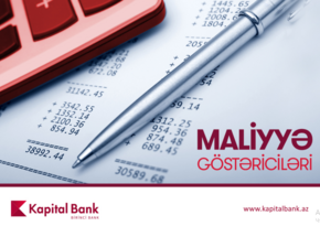 """""""Kapital Bank"""" bu ilin III rübünün maliyyə nəticələrini elan edib"""