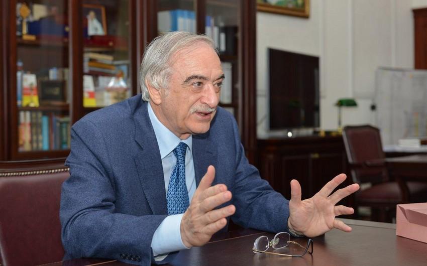 Polad Bulbuloglu: Armenia refuses to provide maps of mined areas