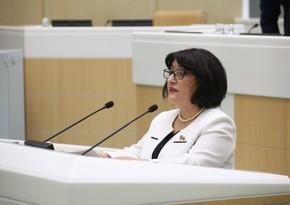 Спикер Милли Меджлиса рассказала в России о провокации армян в Товузе