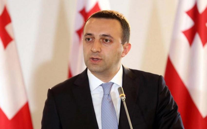 """Baş nazir: """"Gürcüstan pandemiya dövründə Azərbaycandan böyük kömək alıb"""""""