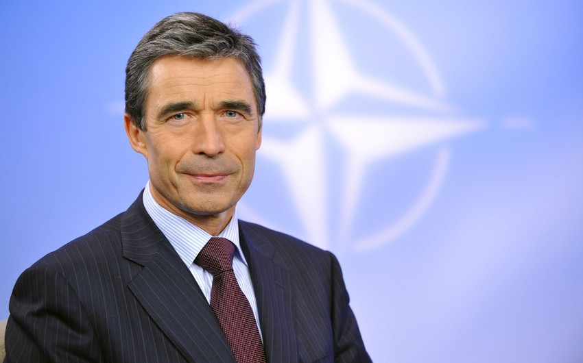 NATO-nun keçmiş baş katibinin fikirləri Gürcüstanda narazılıq doğurub
