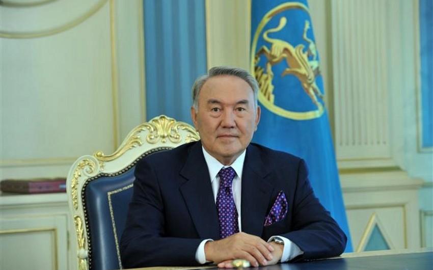 Президент Казахстана совершит визит в Азербайджан