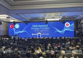 İstanbulda TürkŞurasının mediaforumu davam edir