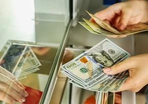 ARDNF valyuta hərraclarındakı satışını 29% azaldıb