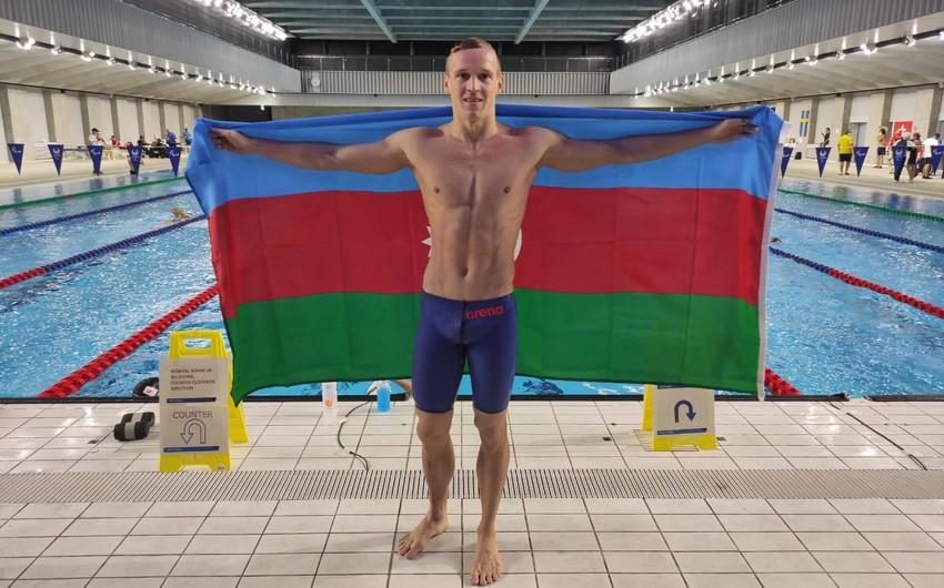 Roman Saley: İkinci qızıl medalı qazandığım üçün şadam