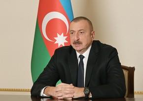 Prezident: Sülhməramlıların Azərbaycanda fəaliyyəti müvəqqəti xarakter daşıyır