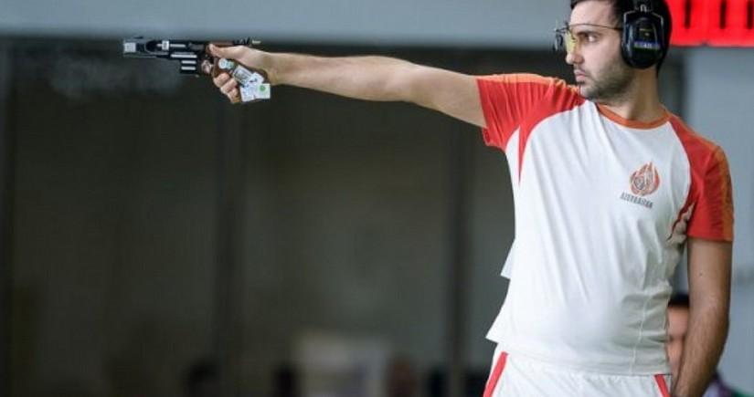 Tokio-2020: Ruslan Lunyov növbətini çıxışını başa vurub