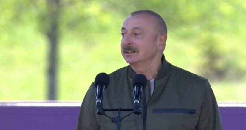 Президент: Музыкальный фестиваль Харыбюльбюль посвящен светлой памяти наших шехидов