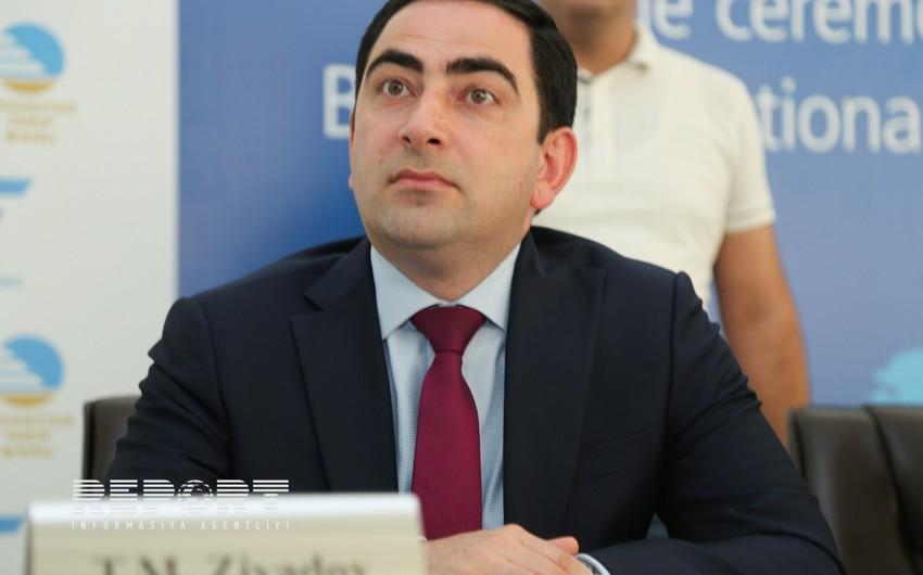 Taleh Ziyadov: Azad ticarət zonası Made in Azerbaijan brendinə töhfə verəcək