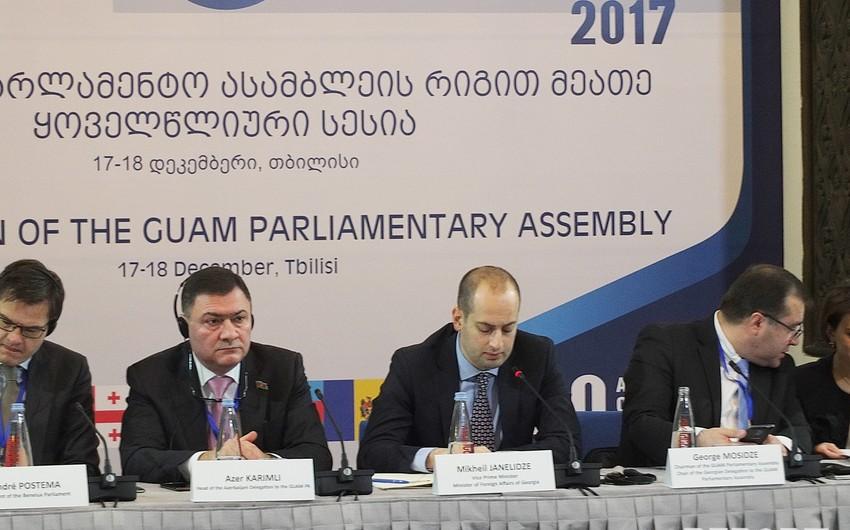 Deputat: Azərbaycan Avropanın enerji təhlükəsizliyində mühüm rol oynayır