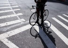 Beyləqanda avtomobil velosipedçini vuraraq öldürüb