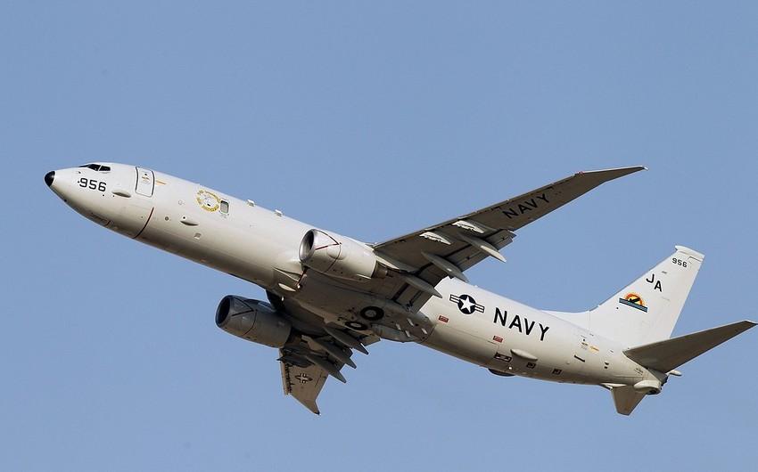 Rusiya qırıcısı ABŞ-ın kəşfiyyat təyyarəsinin uçuşuna mane olub
