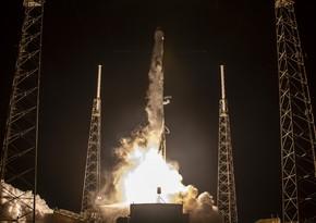 SpaceX сообщила о выводе на орбиту американского спутника
