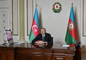 Глава государства: Уровень бедности в Азербайджане составляет 5 процентов