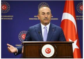 Türkiyənin XİN başçısının Azərbaycana səfəri başlayıb