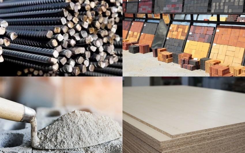 Tikinti materialları bazarında son qiymətlər - ARAŞDIRMA