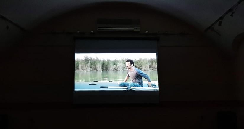 """""""Axınla aşağı"""" filmi Tbilisidə nümayiş etdirilib"""