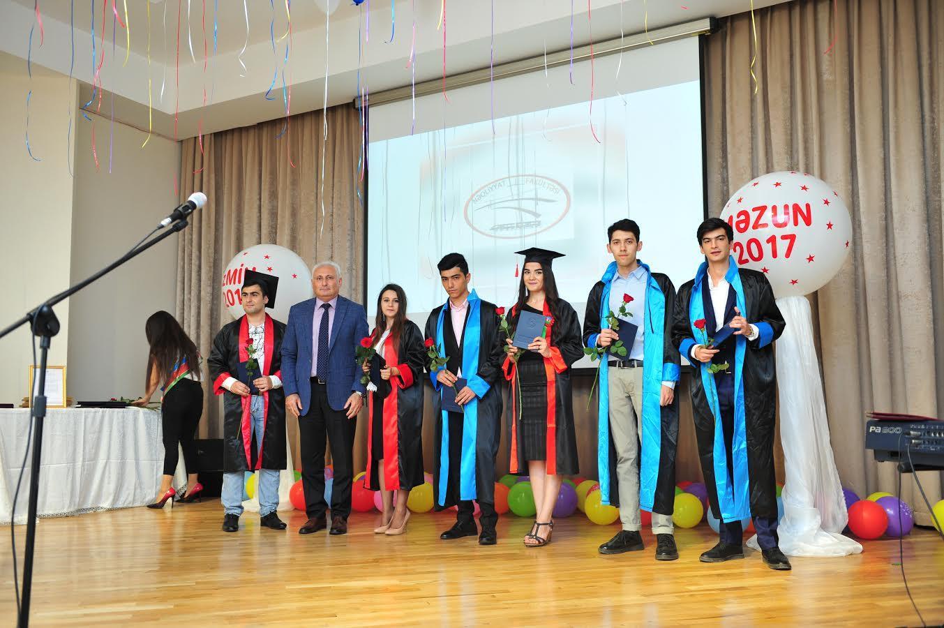 AzMİU-da Məzun Günü keçirilib