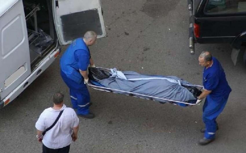 Bakıda 92 yaşlı qadın eyvandan yıxılaraq ölüb