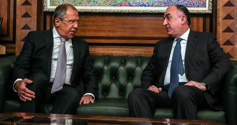 Главы МИД России и Армении обсудили Карабах