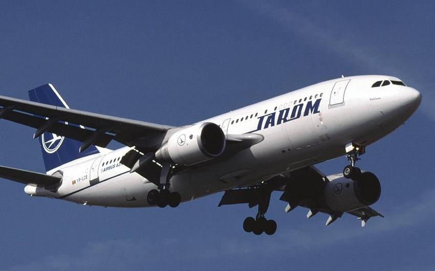 Румынский пассажирский самолет совершил вынужденную посадку из-за технических проблем