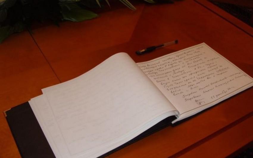 В посольстве Латвии в Баку будет открыта книга соболезнований в cвязи с кончиной посла