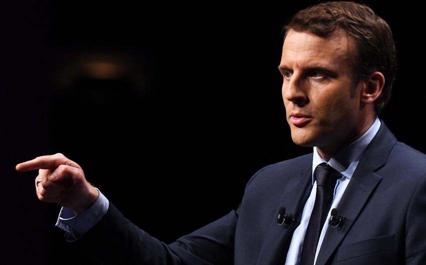 Fransa və İran prezidentləri arasında telefon danışığı olub