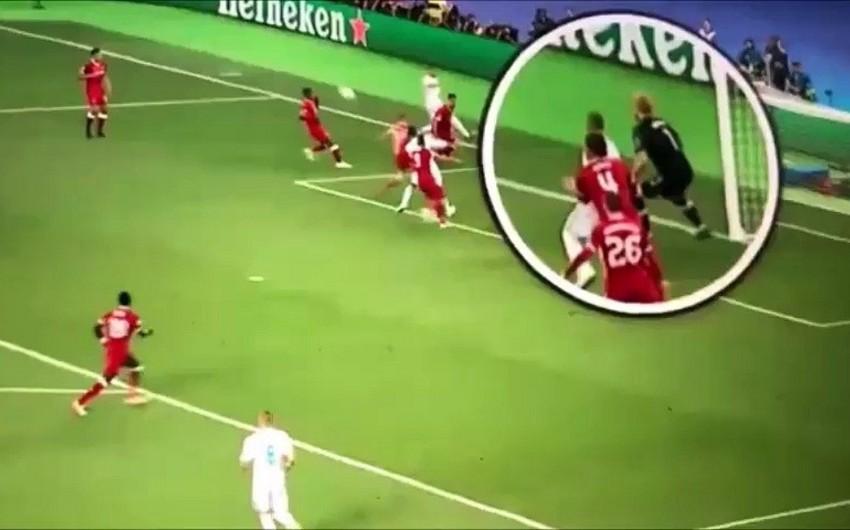 UEFA Real Madridin futbolçusu Serxio Ramosa qarşı intizam işi başlatmayacaq - VİDEO