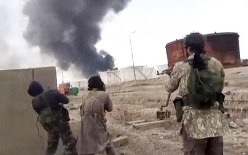 Исламисты атакуют окрестности Рамади, где сосредоточена иракская техника и ополчение
