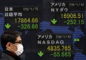 Japan's stocks tumble after Abe resignation report