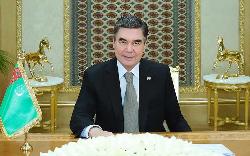 Turkmenistan grateful to Azerbaijan for support of its initiatives